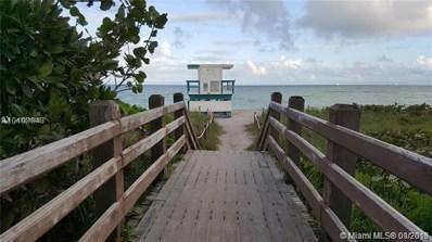 2625 Collins Ave UNIT 418, Miami Beach, FL 33140 - #: A10533826