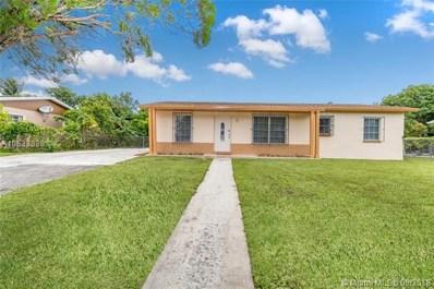 20027 NW 32nd Pl, Miami Gardens, FL 33056 - MLS#: A10533838