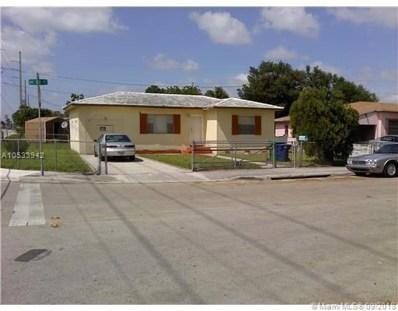 1621 NW 89th St, Miami, FL 33147 - MLS#: A10533942
