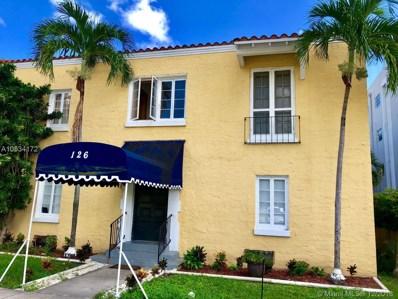 126 Mendoza Ave UNIT 3, Coral Gables, FL 33134 - MLS#: A10534172
