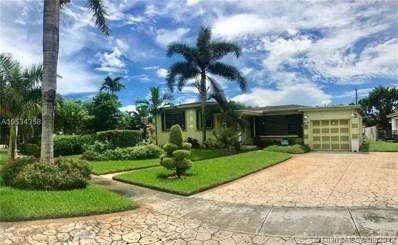 160 NE 129th St, North Miami, FL 33161 - MLS#: A10534358