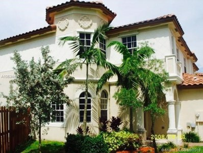 5016 SW 141st Ave UNIT 5016, Miramar, FL 33027 - MLS#: A10534491