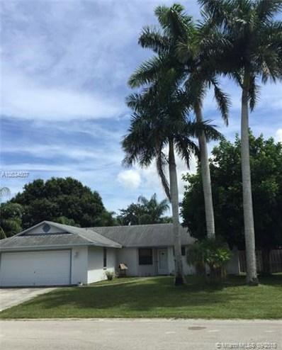 1430 SW Vizcaya Ci, Palm City, FL 34990 - MLS#: A10534507