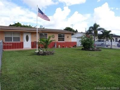 9841 SW 167th St, Miami, FL 33157 - MLS#: A10534584