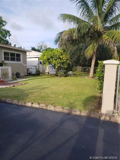 817 NW 17th Street, Fort Lauderdale, FL 33311 - MLS#: A10534647