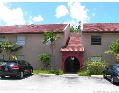 706 SW 81st UNIT 4a, North Lauderdale, FL 33068 - MLS#: A10534656