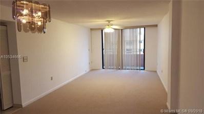 8101 Byron Ave UNIT 509, Miami Beach, FL 33141 - MLS#: A10534666