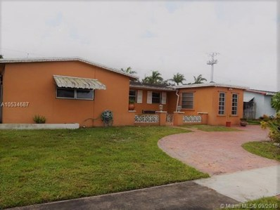 7230 NW 1st St, Pembroke Pines, FL 33024 - MLS#: A10534687