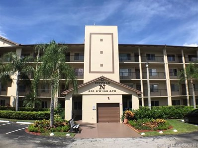 800 SW 142nd Ave UNIT 303N, Pembroke Pines, FL 33027 - MLS#: A10534826