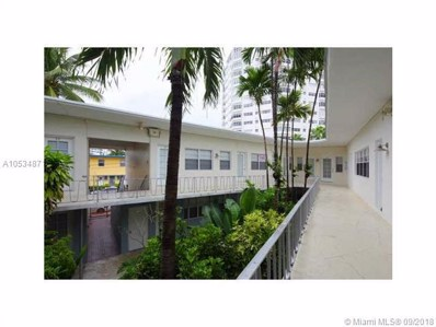 1925 Washington Ave UNIT 17, Miami Beach, FL 33139 - MLS#: A10534871