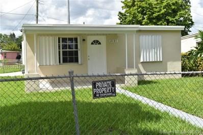 2131 York St, Opa-Locka, FL 33054 - MLS#: A10534946