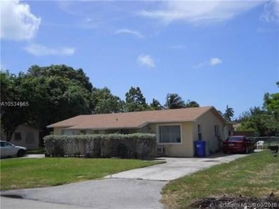 2650\/2654 Ne 18 Street, Pompano Beach, FL 33062 - MLS#: A10534965