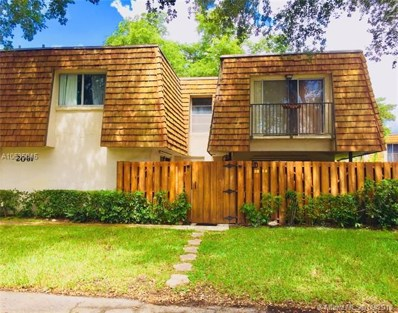 2061 SW 90th Ave UNIT D-17, Davie, FL 33324 - MLS#: A10535045