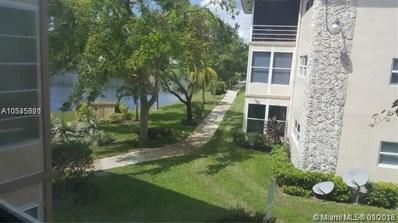 5003 NW 35th St UNIT 512, Lauderdale Lakes, FL 33319 - MLS#: A10535320