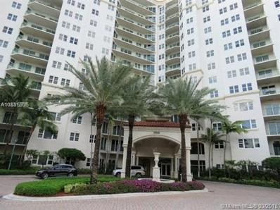 20000 E Country Club Dr UNIT 1201, Aventura, FL 33180 - MLS#: A10535335