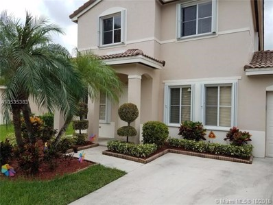 16354 SW 97th St, Miami, FL 33196 - MLS#: A10535383