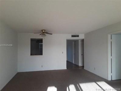 7624 NW 18th St UNIT 303, Margate, FL 33063 - #: A10535406