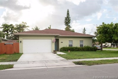 4095 NW 5th Ave, Oakland Park, FL 33309 - MLS#: A10535485