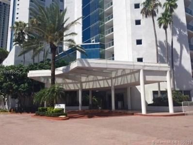 16445 Collins Ave UNIT 822, Sunny Isles Beach, FL 33160 - MLS#: A10535567