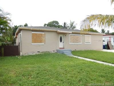 340 NW 148th St, Miami, FL 33168 - MLS#: A10535568