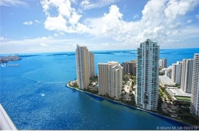 325 S Biscayne Blvd UNIT 2126, Miami, FL 33131 - MLS#: A10536093