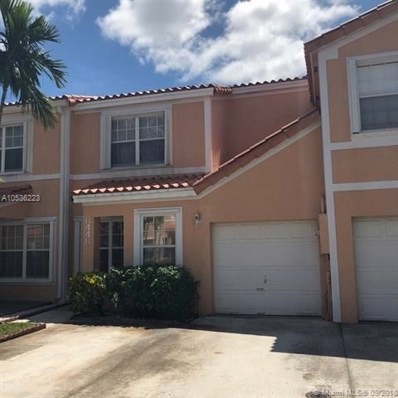 8448 SW 22nd St UNIT 8448, Miramar, FL 33025 - MLS#: A10536223
