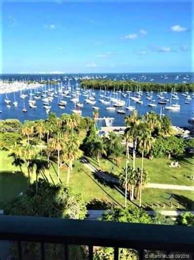 2951 S Bayshore Dr UNIT 1102, Miami, FL 33133 - MLS#: A10536225