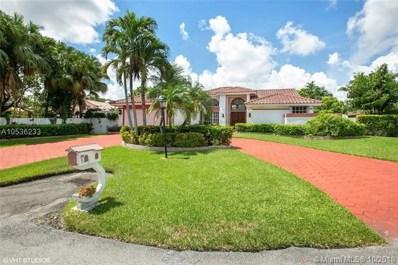 9850 SW 121st Ave, Miami, FL 33186 - MLS#: A10536233