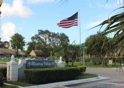470 NE 210th Cir Ter UNIT 204-11, Miami, FL 33179 - MLS#: A10536239