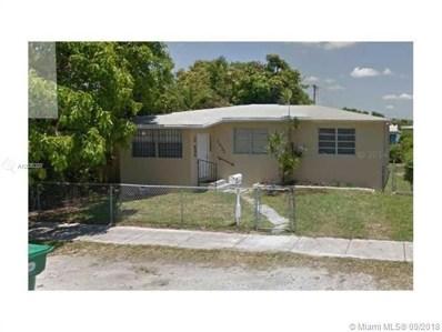 1427 NW 73rd St, Miami, FL 33147 - MLS#: A10536389