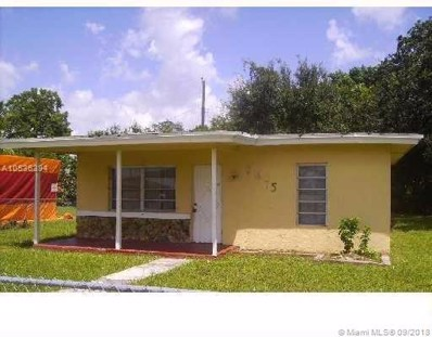 2475 NW 55th Ter, Miami, FL 33142 - MLS#: A10536394