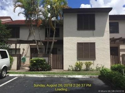 13381 SW 88th Ter UNIT D, Miami, FL 33186 - MLS#: A10536430