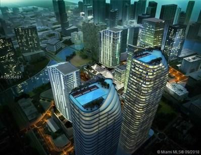 55 SW 9th St UNIT 3208, Miami, FL 33131 - MLS#: A10536481