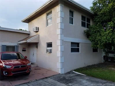 1033 NW 12th St, Fort Lauderdale, FL 33311 - #: A10536611