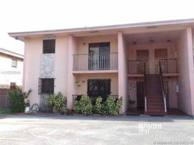 1362 W 44th St UNIT 1362, Hialeah, FL 33012 - #: A10536645