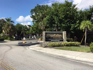 140 SW 96th Ter UNIT 103, Plantation, FL 33324 - MLS#: A10536659