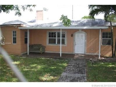 990 NW 48th St, Miami, FL 33127 - #: A10536692