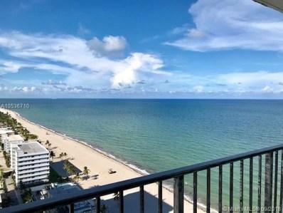 2301 S Ocean Dr UNIT 2505, Hollywood, FL 33019 - MLS#: A10536710