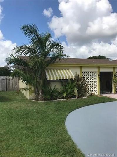 3912 E Lake Ter, Miramar, FL 33023 - MLS#: A10536782