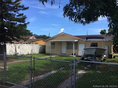 1838 NW 82nd St, Miami, FL 33147 - MLS#: A10536802