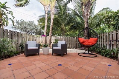 1277 NE 105th St UNIT 17, Miami Shores, FL 33138 - MLS#: A10537083
