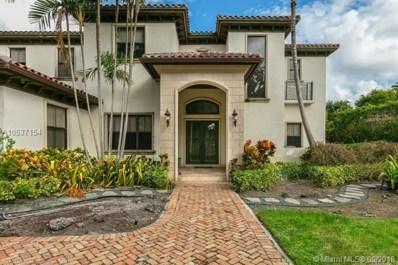 5321 Granada Blvd, Coral Gables, FL 33146 - MLS#: A10537154
