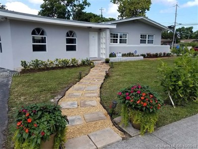 1195 NE 110th St, Miami, FL 33161 - MLS#: A10537223