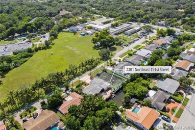 2301 NE 191st St, Miami, FL 33180 - MLS#: A10537445