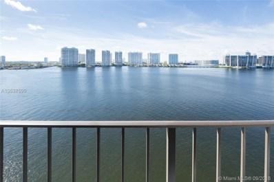 17720 N Bay Rd UNIT 1105, Sunny Isles Beach, FL 33160 - MLS#: A10537598