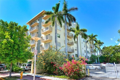 1820 James Ave UNIT 6D, Miami Beach, FL 33139 - MLS#: A10537697