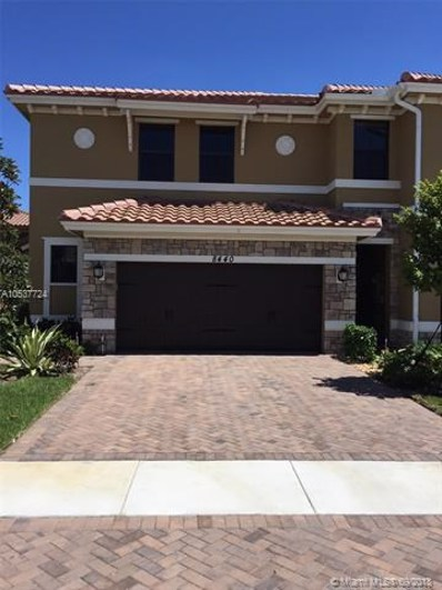 8440 Blue Cove Way UNIT 8440, Parkland, FL 33076 - MLS#: A10537724