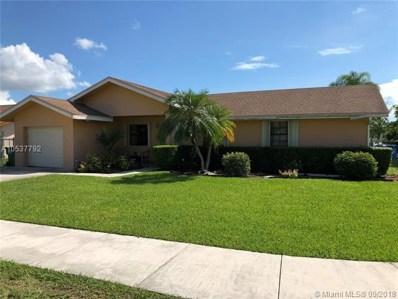 16931 SW 111th Ct, Miami, FL 33157 - MLS#: A10537792