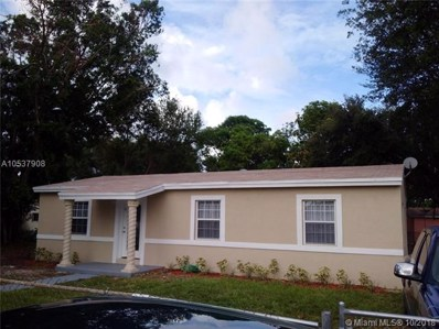 1835 NW 157th St, Miami Gardens, FL 33054 - MLS#: A10537908