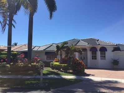3744 SW 133rd Pl, Miami, FL 33175 - MLS#: A10538413
